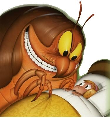 Bed Bug Kiddie