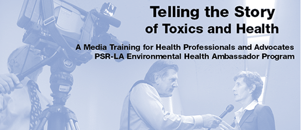 Telling The Story Of Toxics And Health Web Feature