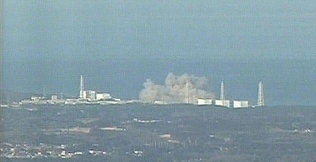 Power Plant Explosion Japan