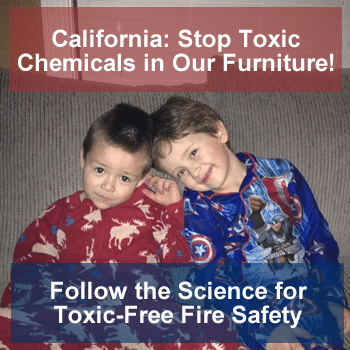 Take Action Flame Retardants Boys